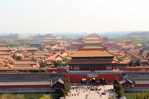 Discovering Tiananmen Square and the Forbidden City