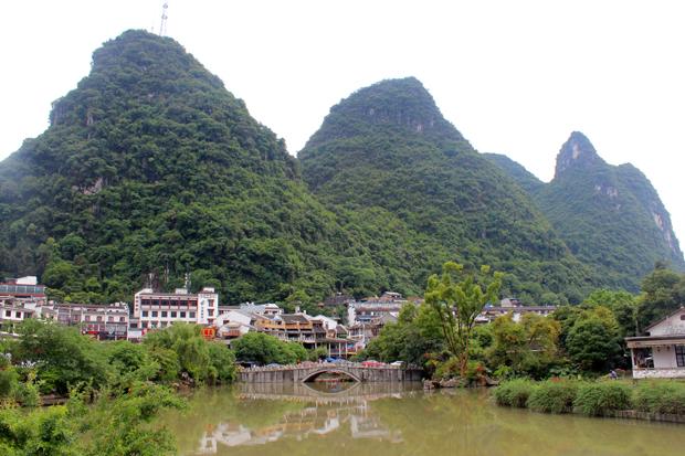 Karst Landscape, Yangshuo