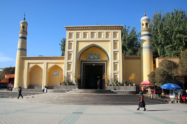 Id Kah Mosque Kashgar China