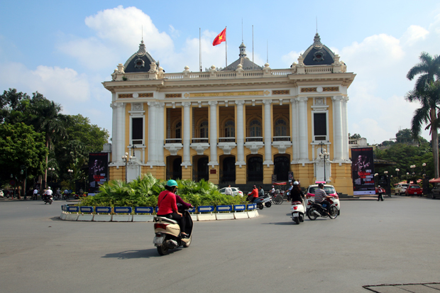 The dark side of travelling: getting robbed out in Hanoi