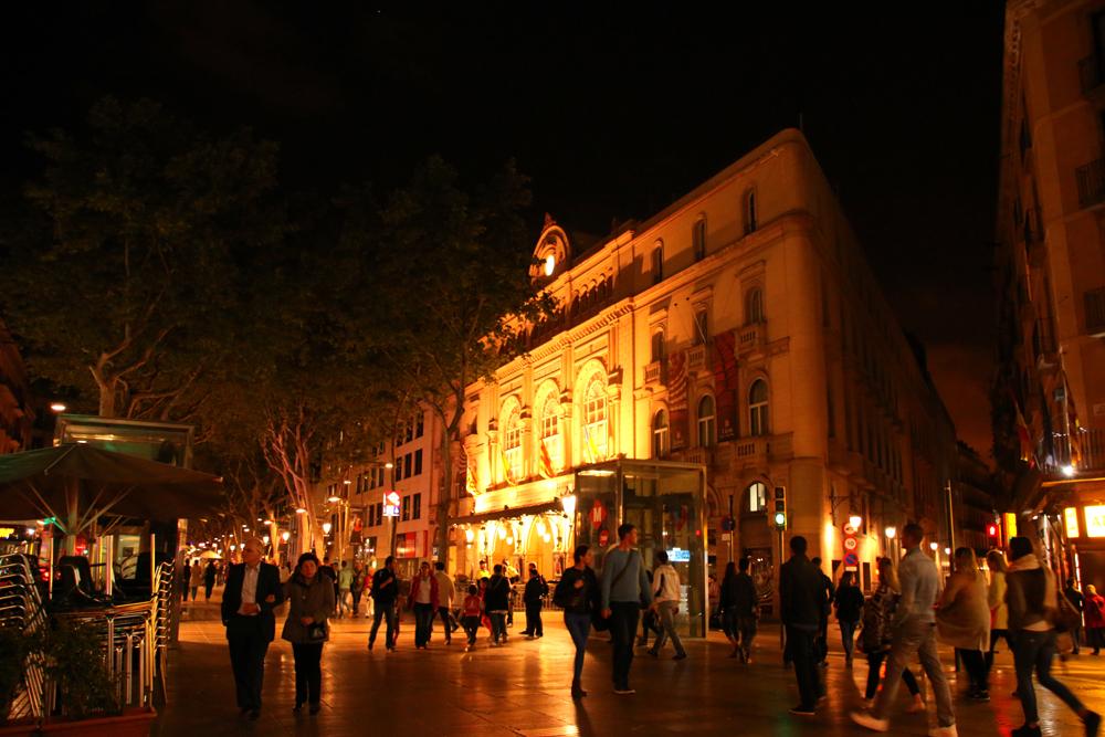 Liceu La Rambla Barcelona Spain