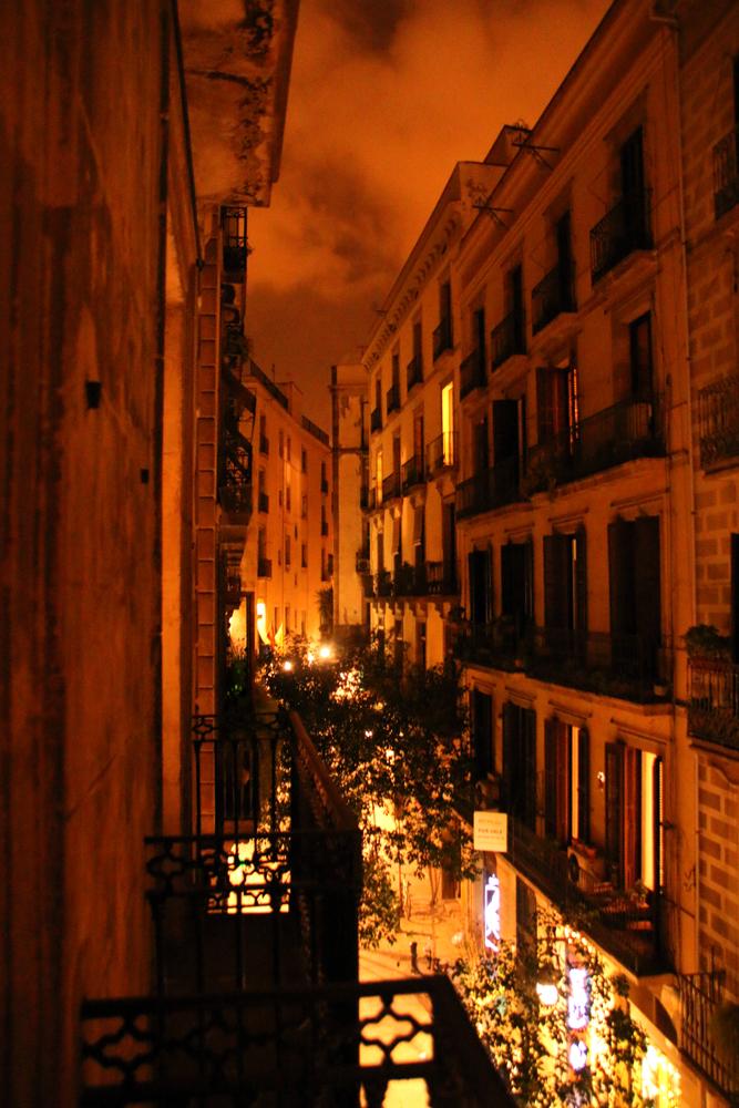 Mein Hotel Gothisches Viertel Barcelona Spanien