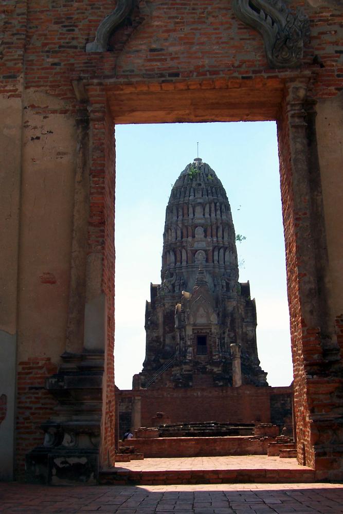 Wat Ratchaburana Ayutthaya Temples of Ayutthaya Thailand