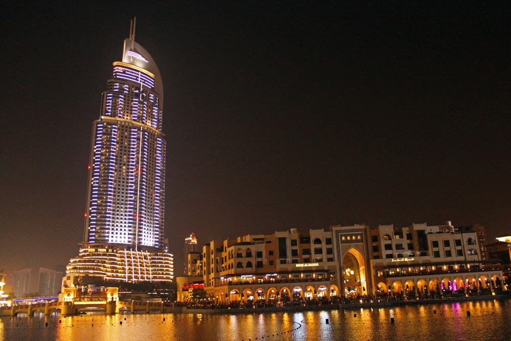 """The Adress Downtown Dubai"" Hotel Dubai United Arab Emirates"