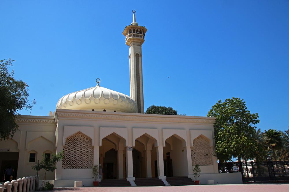 Diwan-Moschee Dubai Vereinigte Arabische Emirate