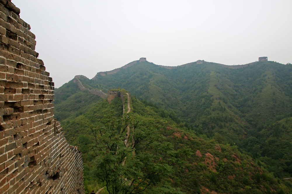 Gubeikou Great Wall Miyun Hebei Beijing China