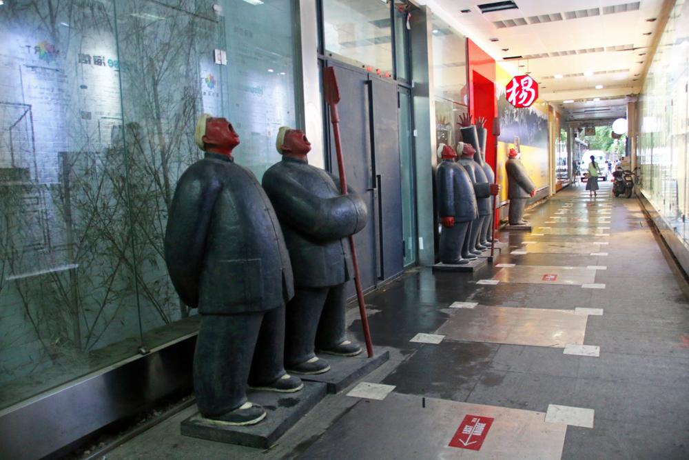 Beijing 798 Art Zone Dashanzi Beijing China Asia