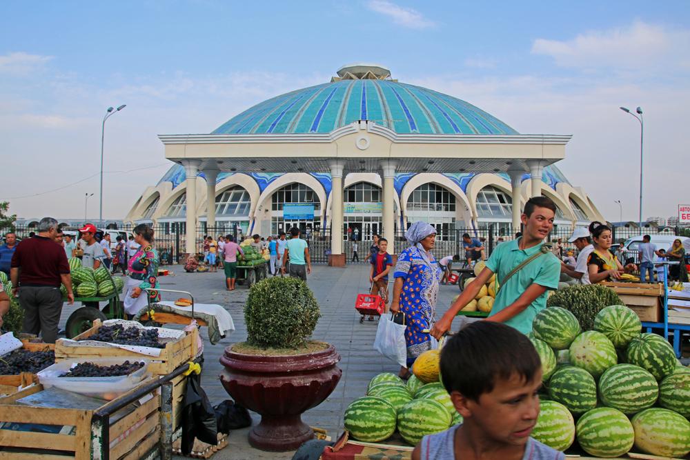 Highlights of Tashkent Chorsu Bazaar