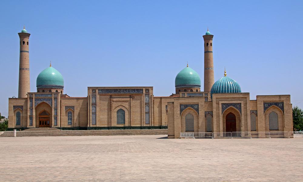 Höhepunkte von Taschkent Hasrati Imam Ensemble