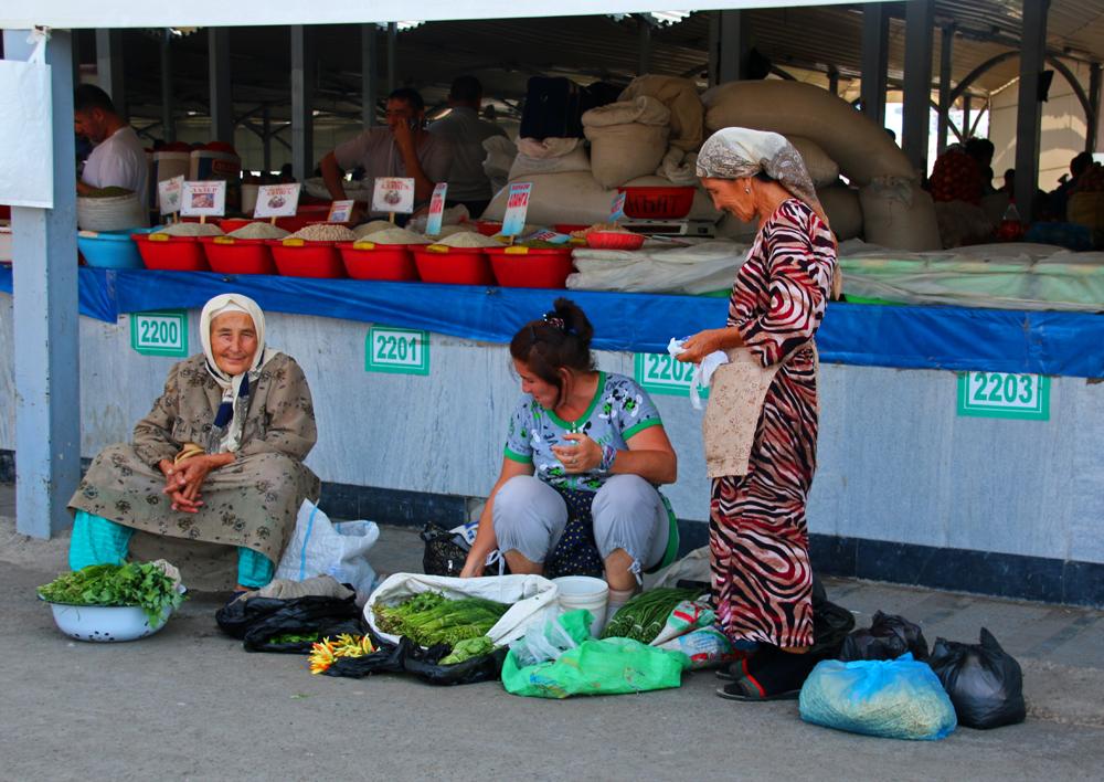 Höhepunkte von Taschkent