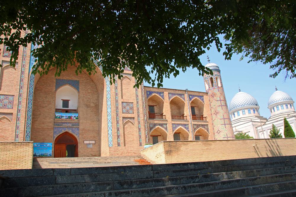 Höhepunkte von Taschkent Medrese Kukeldash