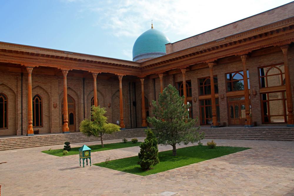 Höhepunkte von Taschkent Moschee Hasrati Imam
