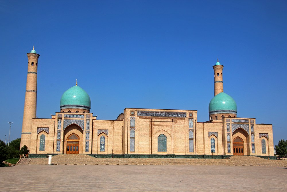 The Highlights of Tashkent