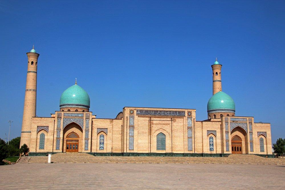 Die Höhepunkte von Taschkent