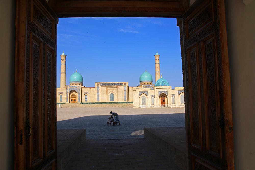 Highlights of Tashkent Barak Khan Medressa