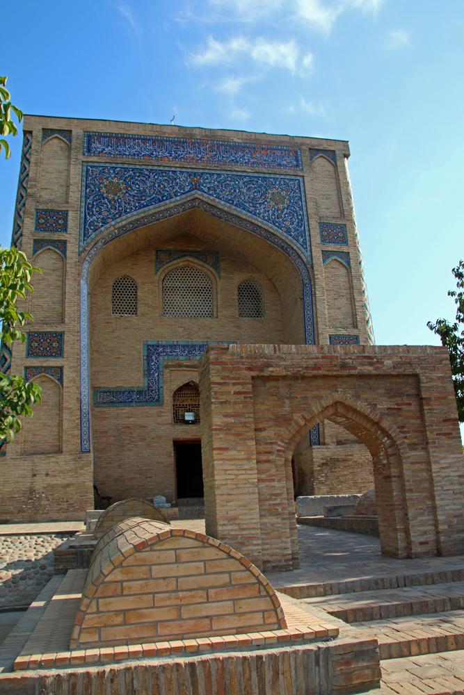 Höhepunkte von Taschkent Kaffal Shashi-Mausoleum
