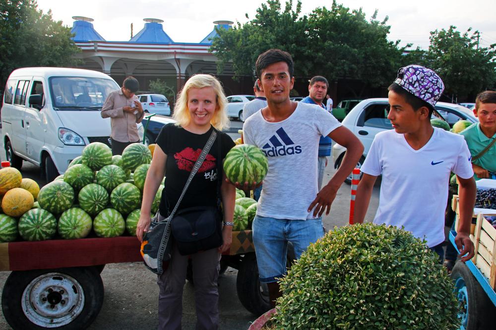 Hightlights of Tashkent Chorsu Bazaar