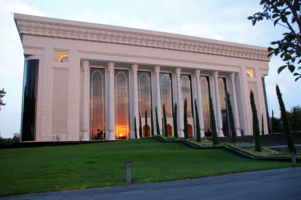 Höhepunkte von Taschkent Dom-Forum