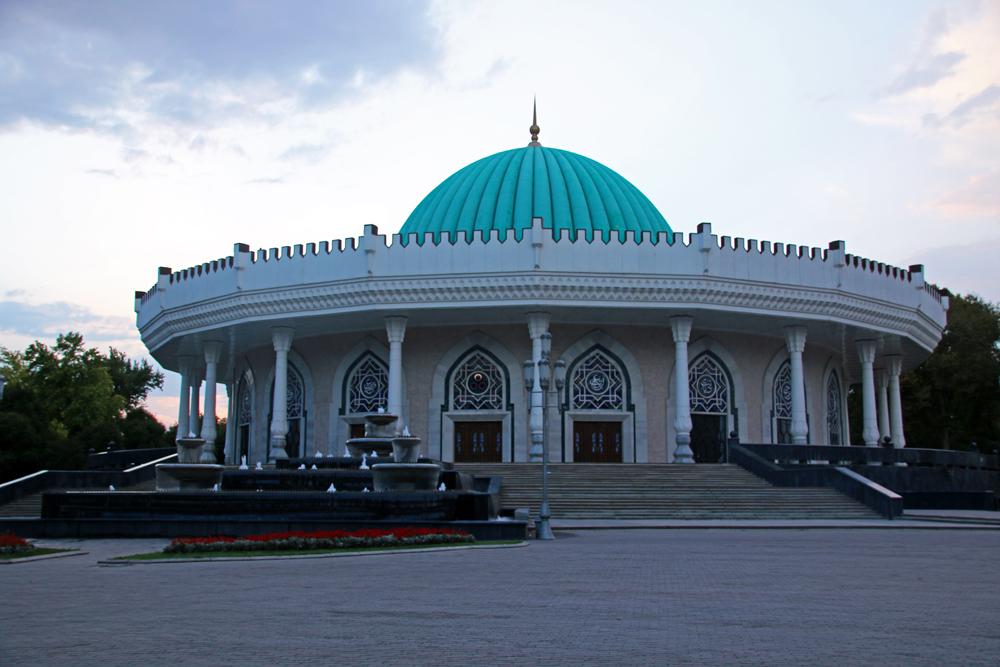 Höhepunkte von Taschkent Amir Timur-Museum für die Geschichte der Timuriden