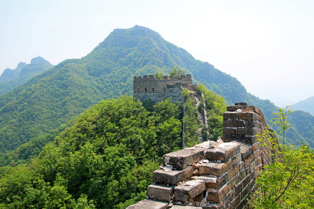 Travel Blogger Review 2016 - Jiankou 'Big West' Great Wall