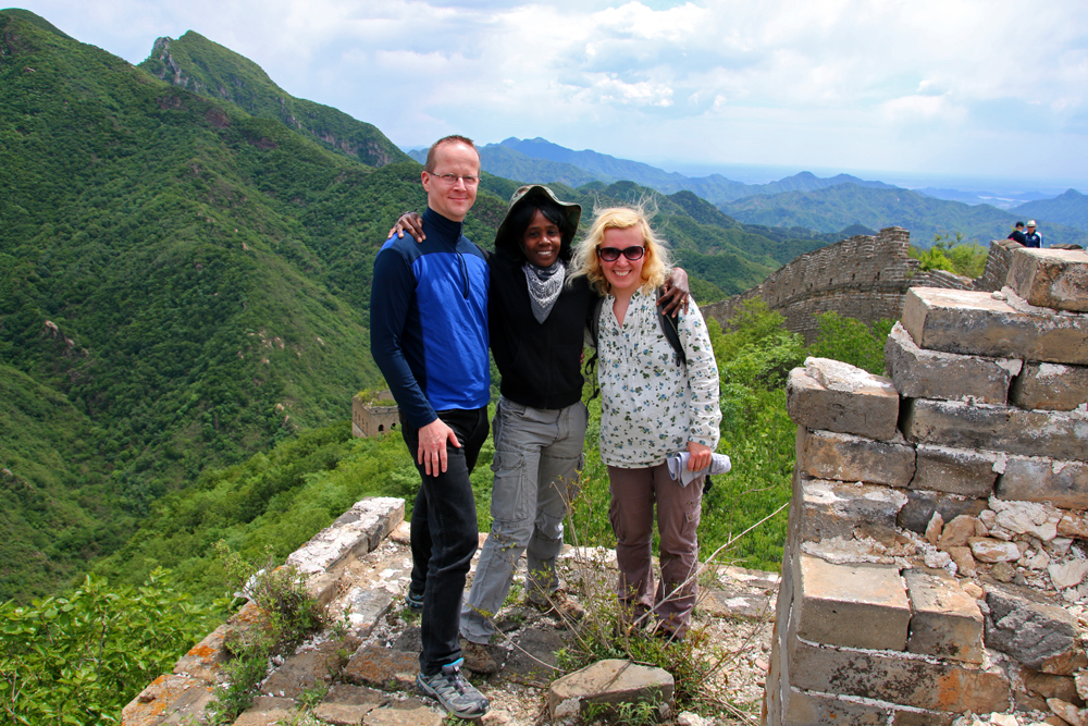 Travel Blogger Review 2016 - Great Wall Spur