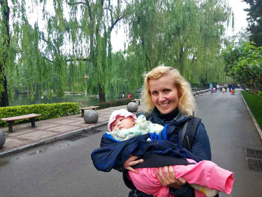 Travel blogger review 2016 - Mingling with locals in Beijing