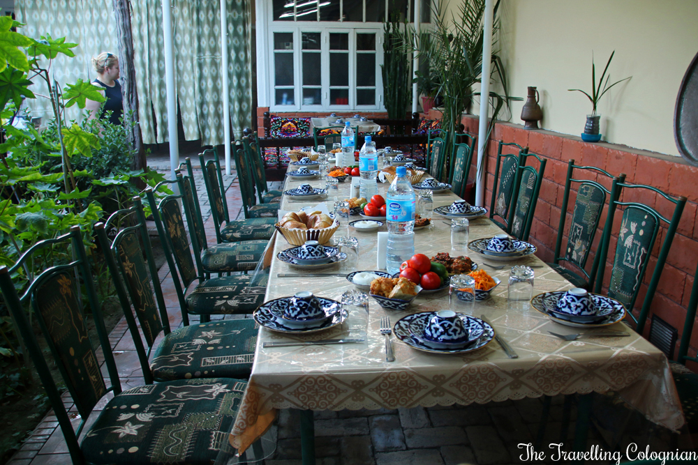 The Jewels of Samarkand - Plov cooking demonstration and dinner at a local Uzbek family's house