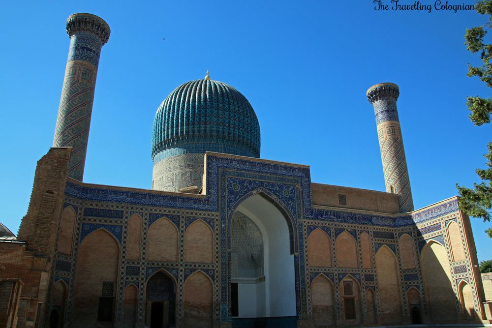 The Jewels of Samarkand - the Gur-E-Amir Mausoleum