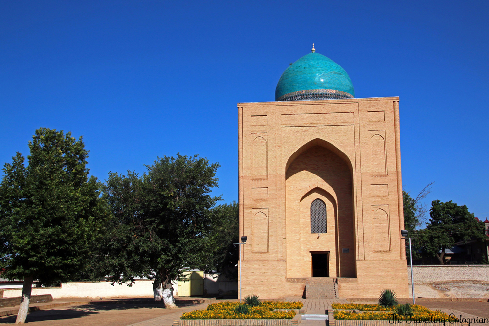 The Jewels of Samarkand - Bibi Khanym Mausoleum