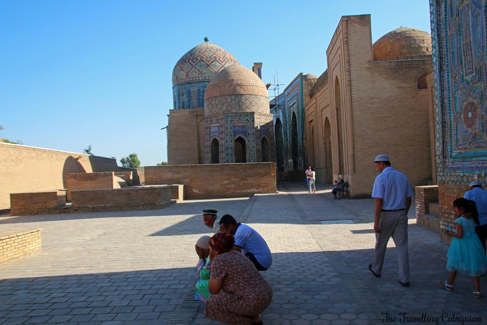 Die Juwelen von Samarkand - Shah-i-Zinda