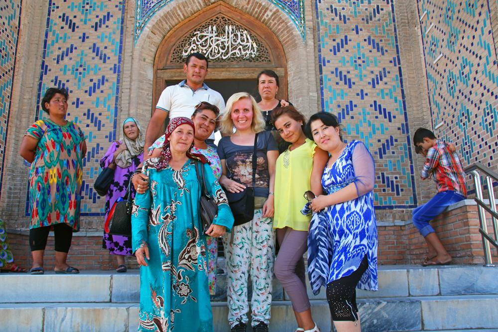 The Jewels of Samarkand - Shah-i-Zinda