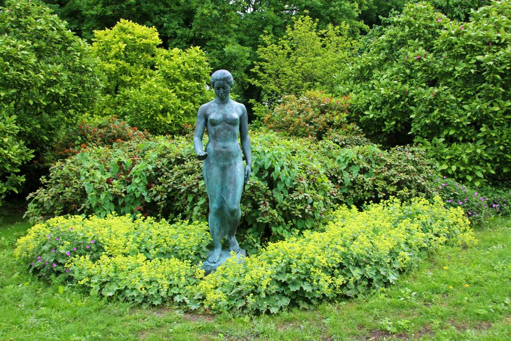 #RBRUHR Reisebloggertreffen in Essen - Grüne Hauptstadt Europas 2017 - Grugapark