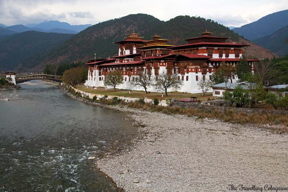 Bhutan Adventure Punākha Dzong Punākha Bhutan Himalayas ASIA