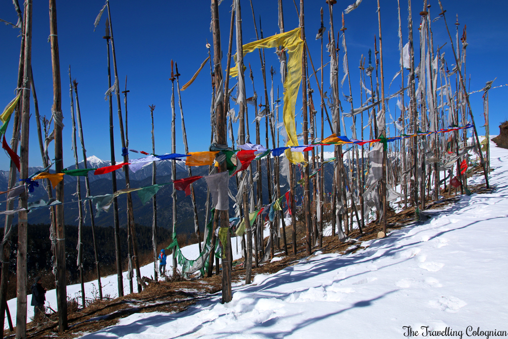 Bhutan Adventure Chele La Pass Bhutan Himalayas ASIA