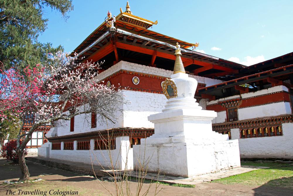 Bhutan Adventure Kyichu Lhakhang Temple Paro Bhutan Himalayas ASIA