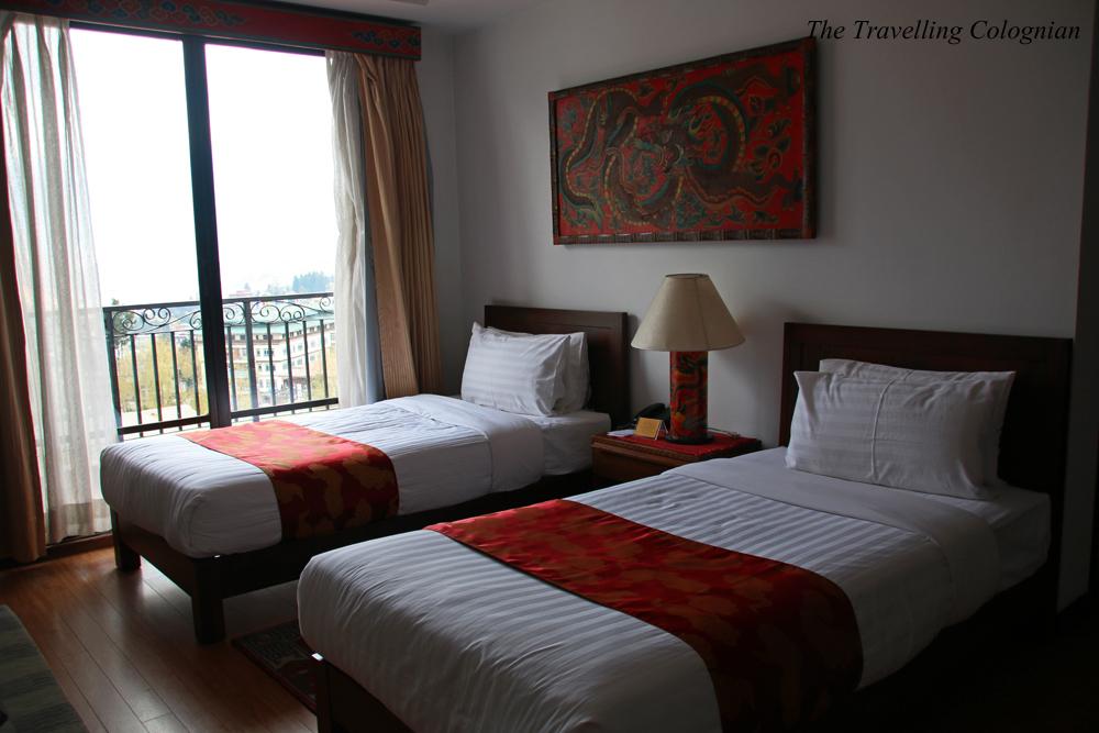 Bhutan Adventure Thimphu Hotel Thimphu Bhutan Himalayas ASIA