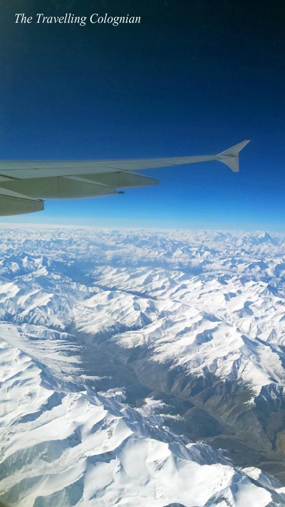 Reiseblogger-Rückblick 2017 Tian Shan-Gebirge China ASIEN