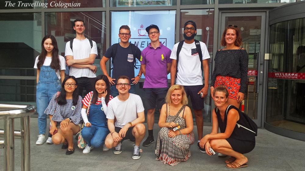 Reiseblogger-Reiserückblick Campus-Führung Renmin-Universität Peking China ASIEN
