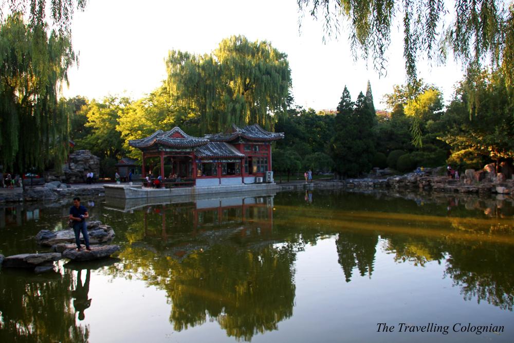 Reiseblogger-Rückblick 2017 Ritan-Park Peking China ASIEN