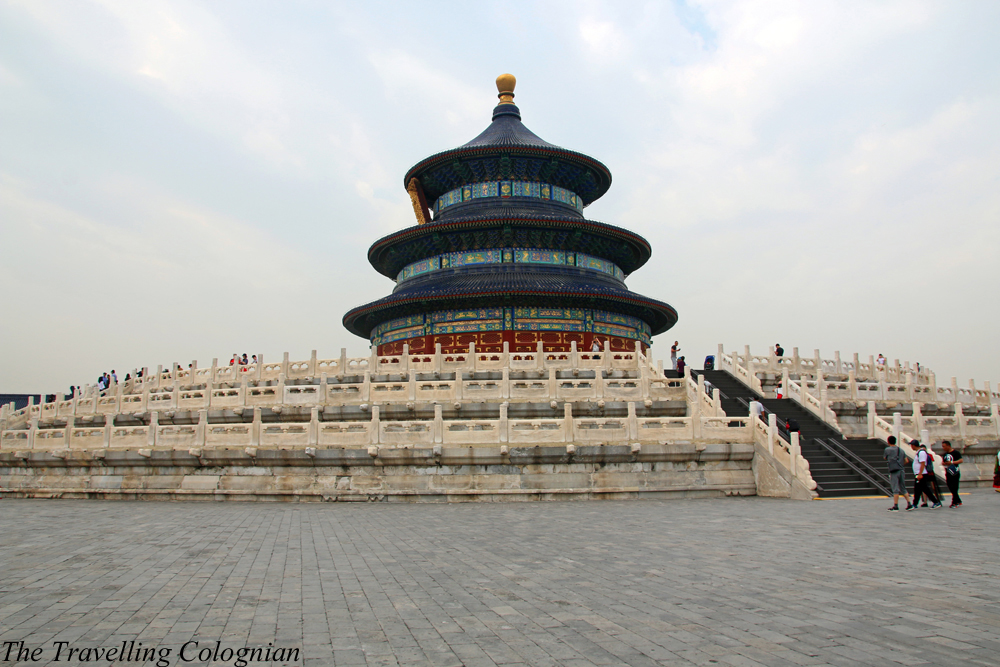 Travel blogger review 2017 Temple of Heaven Beijing China ASIA