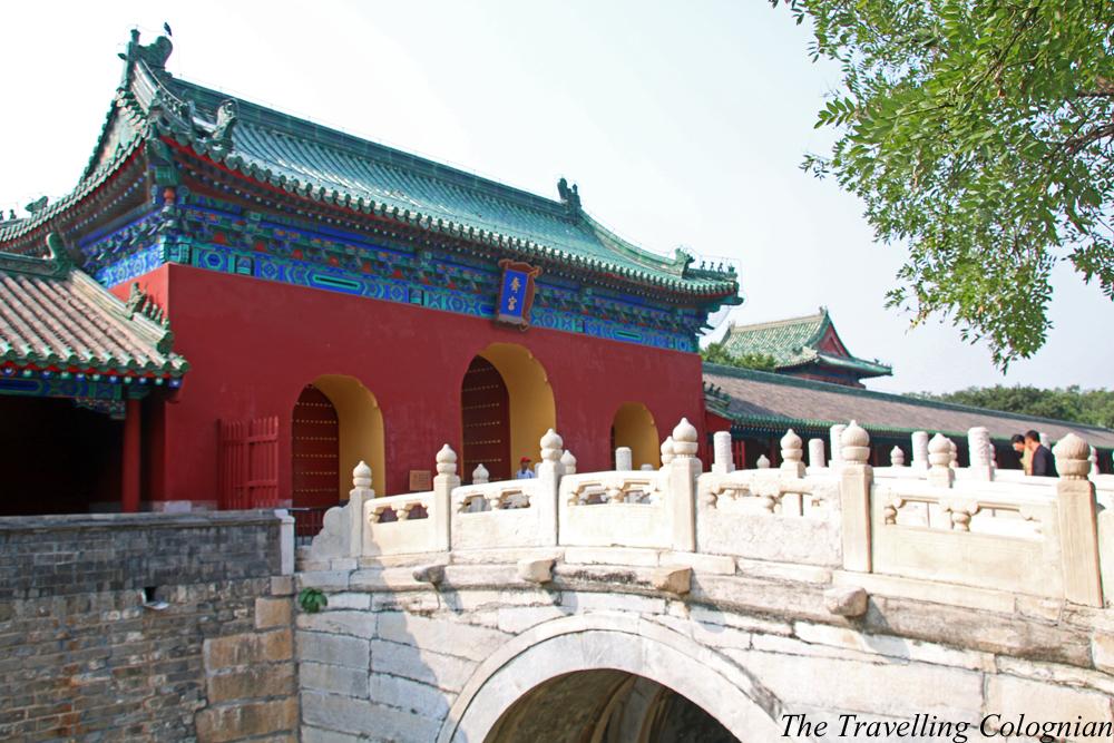 Reiseblogger-Rückblick 2017 Himmelstempelpark Peking China ASIEN