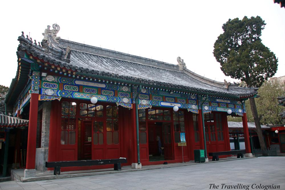 Reiseblogger-Rückblick 2017 Ox Street Moschee Peking China ASIEN