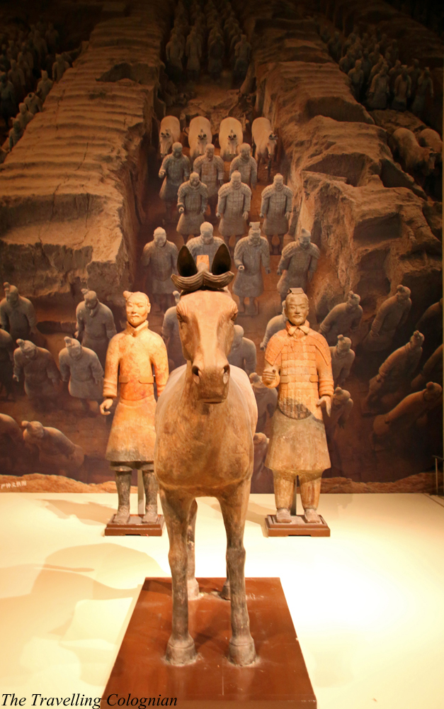 Reiseblogger-Rückblick 2017 Chinesisches Nationalmuseum Peking China ASIEN