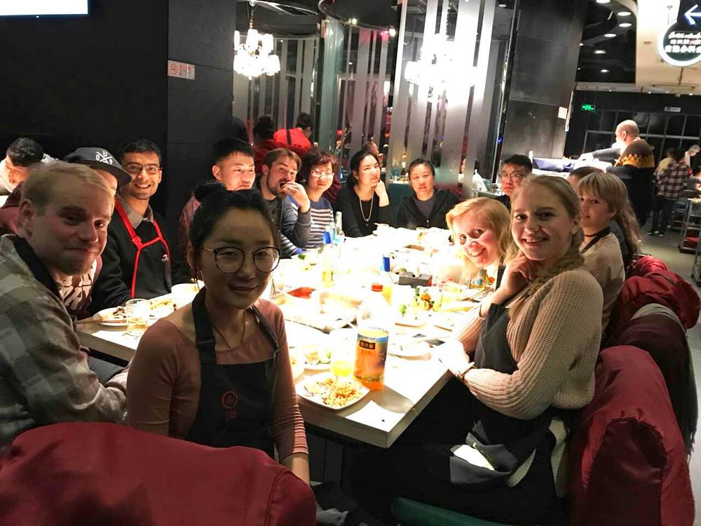 Reiseblogger-Rückblick 2017 Chinesischkurs-Hotpot-Essen Bagou Peking China ASIEN