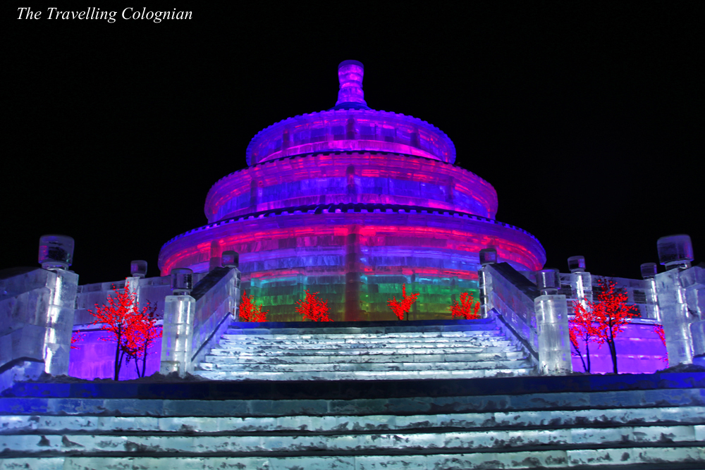 Harbin Ice and Snow Festival Ice and Snow World Harbin Heilongjiang China ASIA