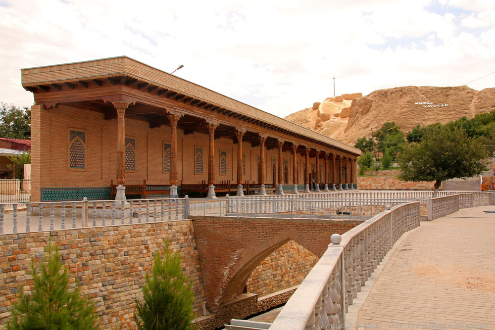 Nurata-Kysylkum-Uzbekistan-Chashma-Complex-Alexander-the-Great-Fortress