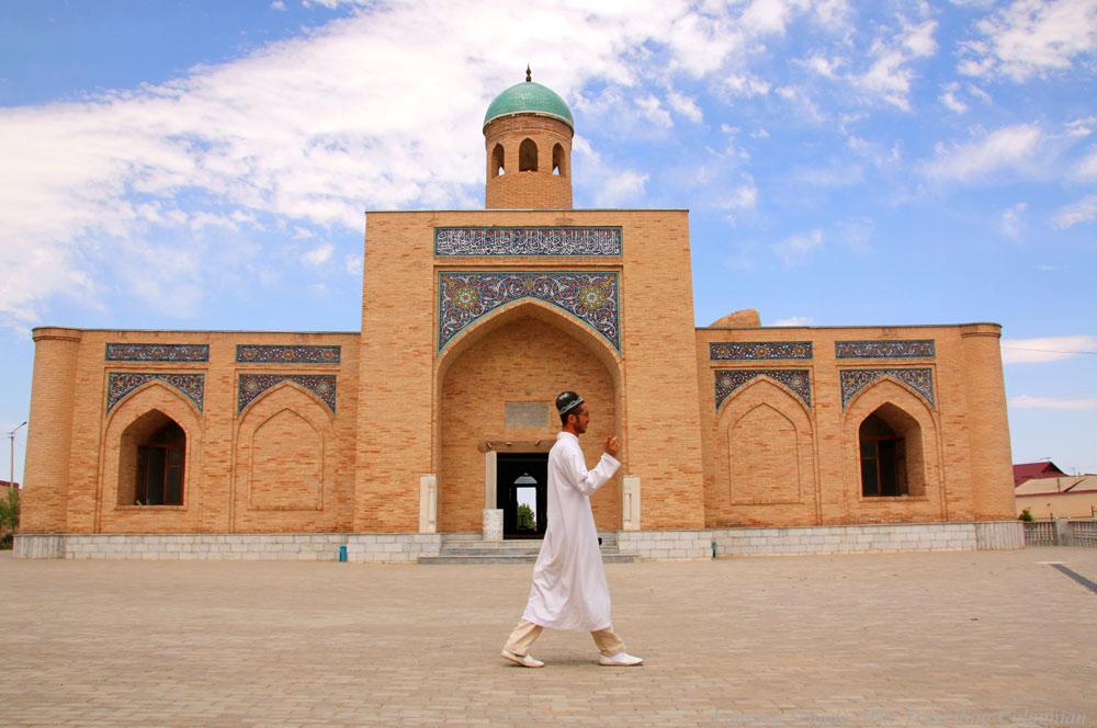Nurata-Kysylkum-Usbekistan-Djuma-Moschee