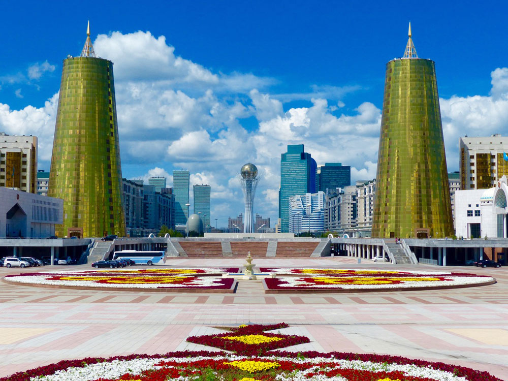 Tips Kazakhstan Astana Kyrgyzstan Tajikistan Central Asia ASIA
