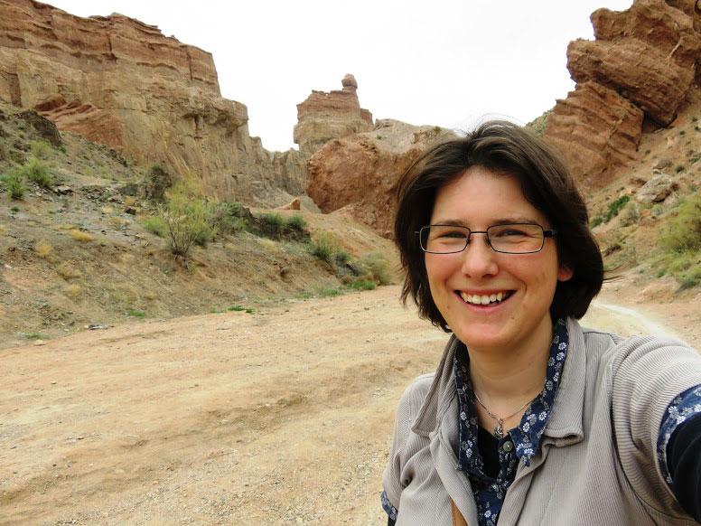 Tips Kazakhstan Kyrgyzstan Tajikistan Central Asia ASIA Charyn Canyon Ellis Veen