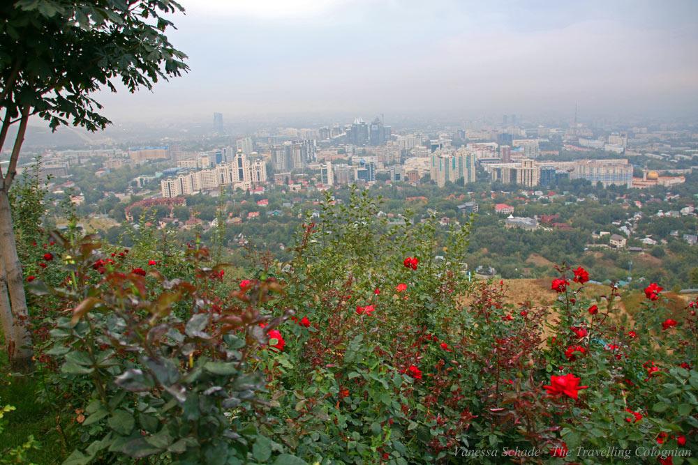 Kok Tobe Almaty Kazakhstan Central Asia ASIA